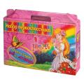 Набор для Первоклассника, для девочек, в подарочной упаковке, 16 предметов, НП-1-Д
