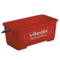 Ведро для мытья окон VILEDA, высокопрочный пластик, прямоугольное, размер г20*ш47*в27см, объем 22л