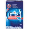 Средство для мытья посуды в п/м машинах 1,5кг FINISH (Финиш), соль от накипи, ш/к 82736