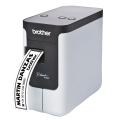 Принтер этикеток BROTHER PT-P700, шир ленты 3,5-24мм, до 30мм/с, разреш 180т/д, автообрезка