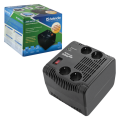 Стабилизатор напряжения DEFENDER AVR Initial 2000, 955Вт, вх.напр. 175-285В, 4 розетки, черн., 99017