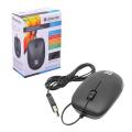 Мышь проводная оптическая DEFENDER Datum MM-010, USB, 3 кнопки, черн., 52010