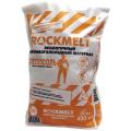 Реагент антигололедный, песко-соляная смесь, 20кг ROCKMELT Пескосоль (Рокмелт) до -30С, ш/к 90950