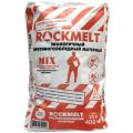 Реагент антигололедный 20кг ROCKMELT Mix, до -25С, хлористый натрий+кальций+магний, мешок, ш/к 90929