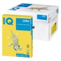 Бумага IQ (АйКью) color А4, 160 г/м, 250 л., интенсив канареечно-желтая CY39 ш/к 02925