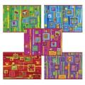 Альбом д/рис. 12л. HATBER VK, обл.офсет, 100г/м, Яркие краски (5 видов), 12А4С(A212165)
