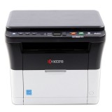 МФУ лазерное KYOCERA FS-1020MFP (принтер,сканер,копир) А4 20стр/мин 20000стр/мес (без кабеля USB)