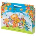 """Набор для первоклассника в подарочной упаковке """"Медвежата"""", HATBER, Нп4 17354, N263778"""