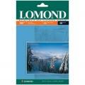 Фотобумага LOMOND для струйной печати, А5 (148х210мм), 180г/м2, 50л, односторонняя, матовая 0102068
