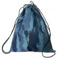 Сумка для обуви ArtSpace камуфляж синий, М10_1822