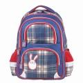 Рюкзак BRAUBERG с EVA спинкой, для начальной школы, девочка, Кролик, 38х30х14 см, 226895