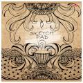 Скетчбук альбом для эскизов, белая бумага, 290*290мм, 100 г/м2, 32л, SPIRIT OF EARTH,(A256404)