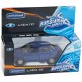 """Машина игрушечная """"Lada 110"""" гражданская, 1:36, инерционный механизм, картонная коробка, 7861"""