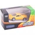 """Машина игрушечная """"Italy Supercar"""" гражданская, 1:48, инерционный механизм, ассорти,картонная короб, 34049"""