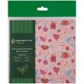 "Набор бумаги для скрапбукинга Greenwich Line ""Романтика"", 6л., 15*15см, БС_22870"