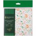 "Набор бумаги для скрапбукинга Greenwich Line ""Цветы"", 6л., 15*15см, БС_22871"