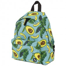 Рюкзак BRAUBERG универсальный, сити-формат, Avocado, 20 литров, 41х32х14 см, 229877