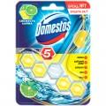 """Подвесной блок для унитаза Domestos """"Power 5 Свежесть лайма"""", 55г, блистер, 67663848, 67217600"""