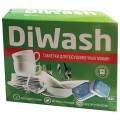 Средство для мытья посуды в п/м машинах 30шт DIWASH (Дивош), таблетки, ш/к 30571