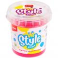 "Слайм Lori ""Style Slime"" классический, розовый с ароматом вишни, 150мл, Сл-001"
