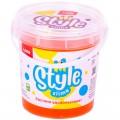 "Слайм Lori ""Style Slime"" классический, оранжевый с ароматом апельсина, 150мл, Сл-002"