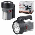 Фонарь светодиодный ЭРА прожектор аккумуляторный FA55M, 9xLED, галоген10W, 6V2.5Ah, заряд от 220V