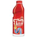 Средство для прочистки канализационных труб 1л TIRET (Тирет) Turbo, гель, ш/к 00814