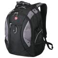 Рюкзак WENGER (Швейцария), универсальный, черно-серый, 39 литров, 36*23*47 см, 1015215