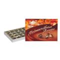 """Конфеты шоколадные РОТ ФРОНТ """"Подмосковные вечера"""", ассорти, 200г, картонная коробка"""