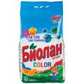 Стиральный порошок автомат БИОЛАН Color 6кг