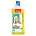 """Средство для мытья пола и стен 1,5л MR.PROPER (Мистер Пропер) """"Лимон"""", ш/к 57484"""