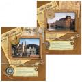Тетрадь 96 л. BRAUBERG (БРАУБЕРГ) офсет, 60 г/м, клетка, обложка мелованный картон, «Notebook» («Тетрадь»), 2 вида