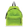 Рюкзак BRAUBERG B-HB1627 для старшекласс./студентов, универсальный, сити-формат, Один тон Салатовый, 41*32*14 cм