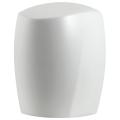 Сушилка для рук KSITEX М-1250В JET, 1250 Вт (550/700 Вт двиг./тен), металл белый