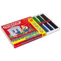 Пластилин классический ПИФАГОР 12цв., 240г, со стеком, картонная упаковка, 100973