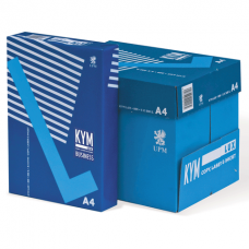Бумага KYM LUX BUSINESS А4, 80 г/м, 500 л., класс «B», Финляндия, белизна 98%, 164% (CIE)