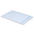 Конверт-пакет В4 плоский,  250х353мм, белый с отрывной полосой, на 140 листов, 160120