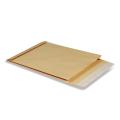 Конверт-пакет С4 объемный, 229х324х40мм, из крафт бумаги с отр.полосой, на 250 листов, 381227