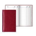 Телефонная книжка, А7, 80-130 мм, 56 л., BRAUBERG (БРАУБЕРГ), ВЫР. АЛФАВИТ, «Imperial» («Империал»)
