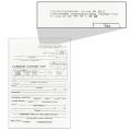 Бланк бухгалтерский типографский «Расходно-кассовый ордер», А5, 134-192 мм