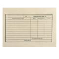 Бланк бухгалтерский типографский «Товарный чек», А6, 97-134 мм, (100 шт.)