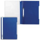 Скоросшиватель пластиковый DURABLE (Германия) темно-синий, 2573-07