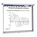 Экран проекционный PROJECTA (Нидерланды), SlimScreen, матовый, настенный, 160-160 см, 1:1