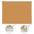 Доска пробковая BRAUBERG (БРАУБЕРГ) для объявлений, 60-90 см, улучшенная алюминиевая рамка, ГАРАНТИЯ 10 ЛЕТ