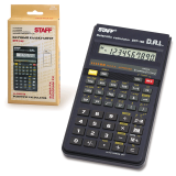 Калькулятор STAFF инженерный  STF-165, 10 разрядов, 143х78мм, 250122