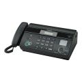 Факс PANASONIC KX-FT982RUB, термобумага (рулон), монитор, справочник 100 номеров