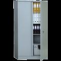 Шкаф металлический офисный ПРАКТИК «AM-1891», 1830-915-458 мм, 44 кг, разборный