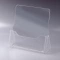 Подставка для рекламных материалов настольная, для листов формата А4, 215-32 мм