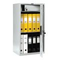 Шкаф металлический для документов ПРАКТИК «SL- 87Т», 870-460-340 мм, 25 кг, сварной