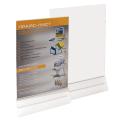 Подставка для рекламных материалов настольная, 2-сторонняя, А4, 210-297 мм